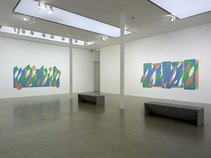 Bridget Riley: New Paintings, Wall Paintings and Gouaches