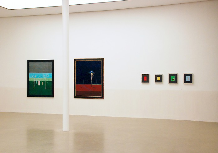 Craigie Aitchison: Paintings