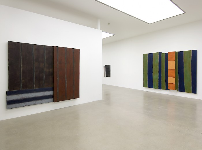 Sean Scully: Paintings from the 80s