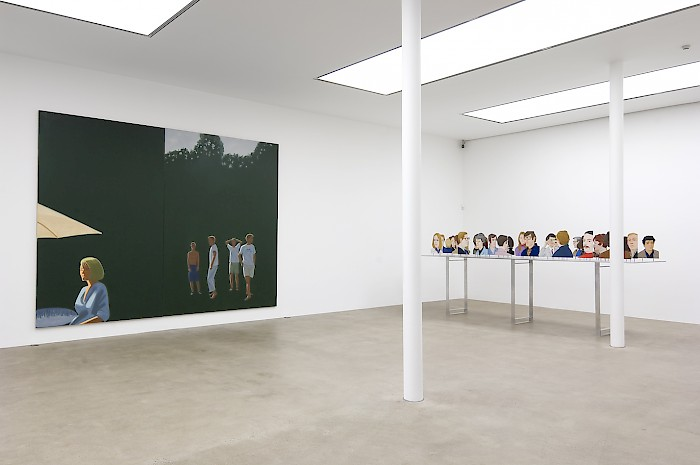Alex Katz: One Flight Up
