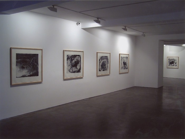 Miquel Barceló: New Etchings