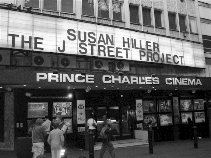 Susan Hiller: The J-Street Project
