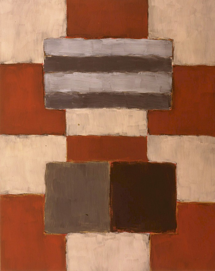Sean Scully: Wall of Light, Figures