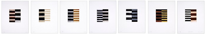 Sean Scully: Mirror Images