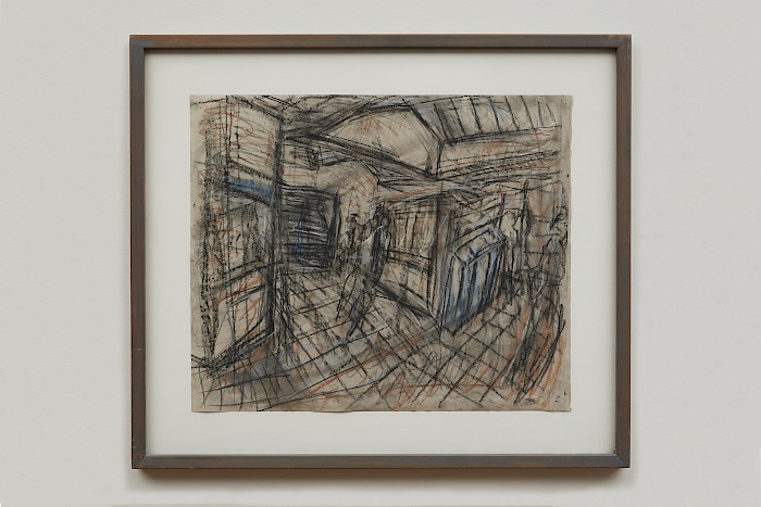 Leon Kossoff: Everyday London